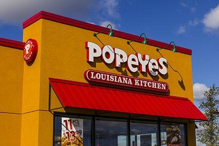 I Got Hurt at Popeyes Chicken