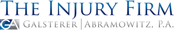 Image - logo for The Injury Firm Personal Injury Lawyers Galsterer and Abramowitz