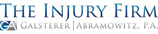 Image - logo of The Injury Firm Persoonal Injury Lawyers Galstere and Abramowitz