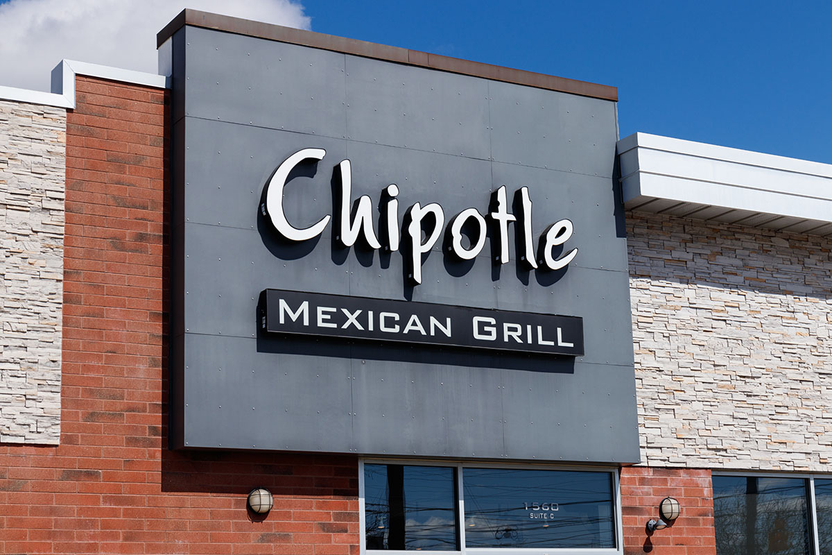 Chipotle Mexican Grill Illinois
