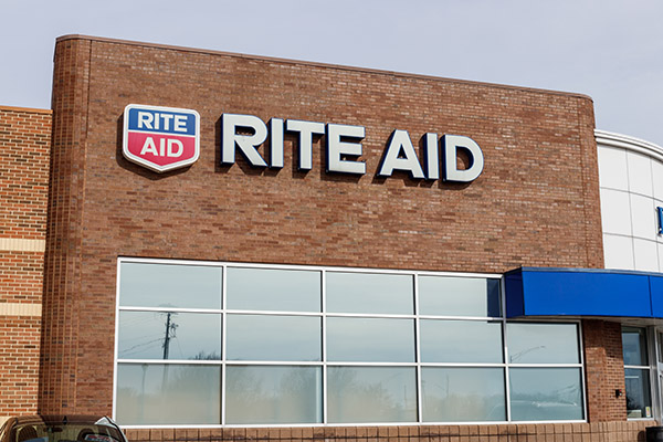 rite aid store front