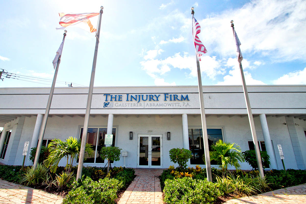 the injury firm offices fort lauderdale florida